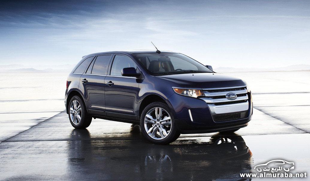 فورد ايدج 2014 بالتطويرات الجديدة صور واسعار ومواصفات Ford Edge 2014 المربع نت