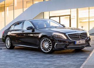 "مرسيدس 2015 اس 65 بمحرك V12 621 حصان ""صور واسعار"" Mercedes S 65"