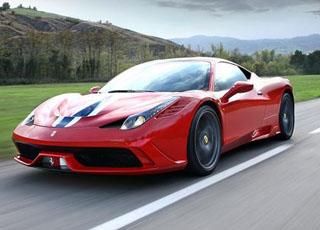 فيراري 2014 458 سبيشل المطورة صور واسعار ومواصفات Ferrari 458 Speciale 2014