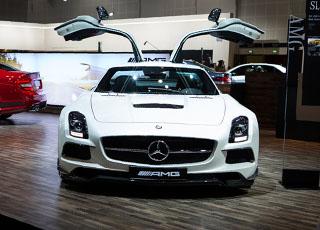 مرسيدس بنز 2015 تعرض سياراتها الجديدة والمزودة والمطورة Mercedes-Benz