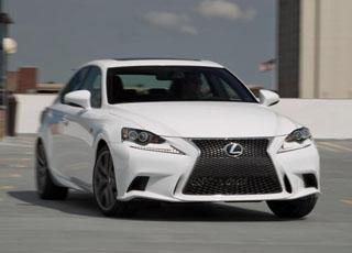 """لكزس اي اس 2014 اف سبورت """"المطورة"""" صور ومواصفات Lexus IS250 F Sport"""