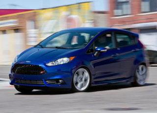 """فورد فيستا 2014 اس تي """"المطورة"""" صور واسعار ومواصفات Ford Fiesta 2014"""