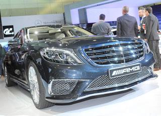 مرسيدس 2014 تعرض سياراتها الجديدة كلياً صور ومواصفات مباشرة Mercedes 2014
