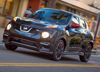 نيسان جوك 2014 نيسمو الجديدة صور واسعار ومواصفات Nissan Juke NISMO RS
