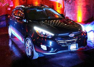 "هيونداي توسان تطلق نموذجها المعدل ""زومبي"" موديل 2014 Hyundai Tucson"