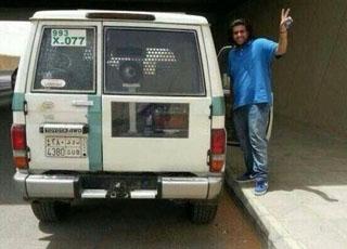"""""""بالصور"""" حركة جديدة من نظام ساهر تم وضعها في سيارات المرور انتبه!"""