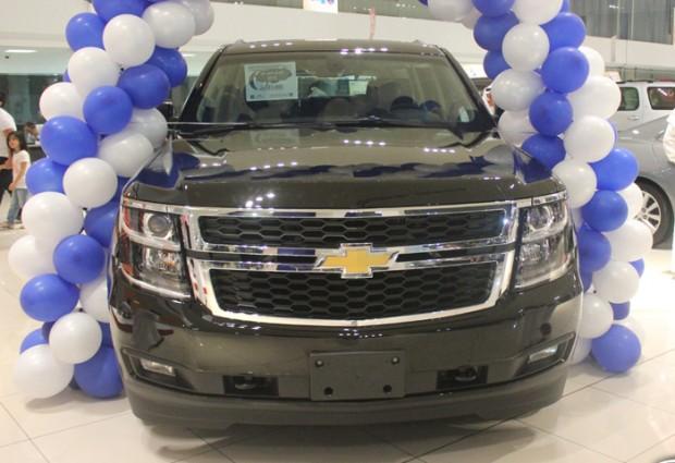 """""""تقرير حصري"""" اسعار شفرولية تاهو 2015 جميع الفئات في الوكالة + صور ومواصفات Chevrolet Tahoe"""