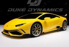 """""""بالصور"""" لامبورجيني هوراكان """"السهم"""" المعدلة من تطوير Duke Dynamics"""