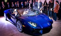 معرض لوس انجلوس للسيارات 2014 سيستضيف 25 شركة من أكبر العلامات التجارية الصانعة للسيارات