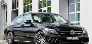 """""""بالصور"""" مرسيدس بنز سي 2015 W205 المطورة من برابوس Brabus Mercedes Class"""
