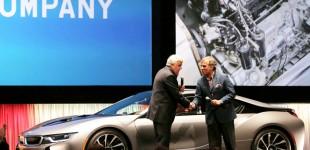 """بيع بي إم دبليو i8 """"النسخة الخاصة"""" والوحيدة بسعر 3 ملايين ريال سعودي BMW i8 Special"""