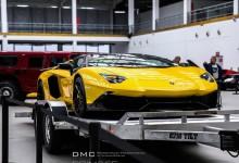 """""""بالصور"""" DMC تطلق حزمتها الجديدة لسيارة لامبورجيني افنتادور LP720 رودستر"""