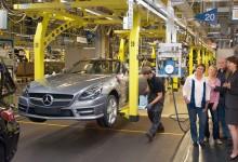مرسيدس ستنفق 2 مليار دولار على مصنعها شيندلفينجن لإنتاج سيارات جديدة بحلول عام 2020