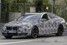 بي ام دبليو الفئة السابعة 2016 تخطف الاضواء لبدء انتاجها رسمياً BMW 7-Series