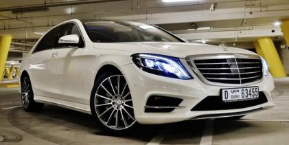 """""""تقرير"""" مرسيدس اس 400 2015 الجديدة """"صور ومواصفات وأسعار"""" Mercedes-Benz S400"""