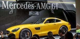 "مرسيدس جي تي Mercedes AMG GT 2015 الجديدة كلياً ""صور ومواصفات وفيديو"""