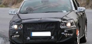 """""""بالصور"""" شيفرولية ماليبو 2017 الجديدة كلياً تظهر خلال اختبارها Chevrolet Malibu"""