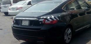 """""""بالصور"""" جيلي الصينية تختبر سيارتها Geely GC9 2015 الجديدة كلياً في مدينة جدة"""
