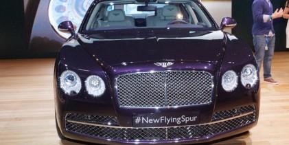 """بنتلي فلاينج سبير V8 2015 الجديدة تصل الى دول الخليج """"مواصفات وصور"""" Bentley Flying"""