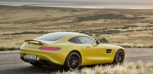 """""""بالصور"""" مرسيدس AMG GT 2016 تطرح الألوان المتوفرة لسيارتها الجديدة"""