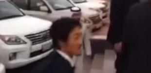 """""""فيديو"""" وفد رفيع من لكزس يزور شيخ قبيلة """"قحطان"""" الأكثر طلباً لسيارات لكزس في العالم!"""