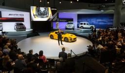 معرض لوس انجلوس للسيارات 2015 سيكشف عن سيارات جديدة وغامضة LA Show