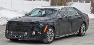 جنرال موتورز تؤكد عن موديل جديد من سياراتها Cadillac LTS سيظهر العام القادم