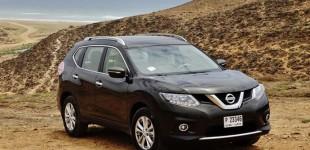 """نيسان اكس تريل 2015 الجديدة كلياً خلال تجربتها في دولة عمان """"صور ومواصفات"""" Nissan X-Trail"""
