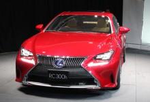 """تقرير"" لكزس ار سي RC 2015 ولكزس ار اس اف 2015 RC F ""صور ومواصفات"" Lexus"