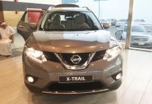 """نيسان اكس ترايل 2015 الجديدة كلياً في السعودية """"صور ومواصفات واسعار"""" Nissan X-Trail"""