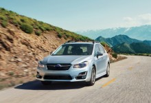 "سوبارو امبريزا 2015 تعلن عن تحسينات متوسطة لسيارتها ""صور ومواصفات"" Subaru Impreza"