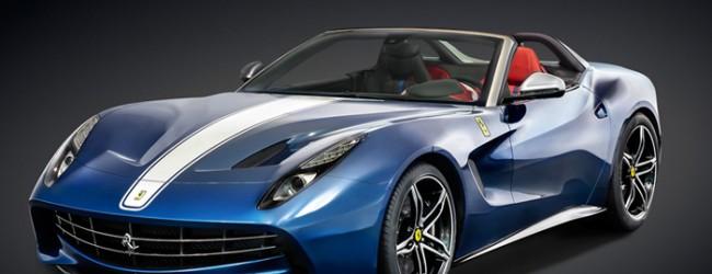 فيراري تكشف سيارتها Ferrari أمريكا