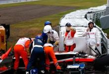 """""""بالفيديو"""" شاهد  لحظات حادث ووفاة سائق فورمولا 1 """"جولي بيانكي"""" في دولة اليابان"""