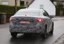تويوتا افينسيس 2016 بالتغييرات والشكل الجديد تظهر خلال اختبارها Toyota Avensis