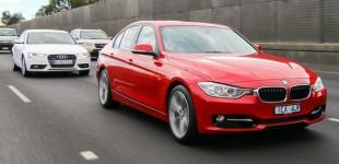 """""""مقارنة"""" بي م دبليو BMW 3 Series الجديدة Vs اودي Audi A4 الجديدة """"صور ومواصفات"""""""