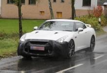 تسريب صور جديدة لسيارة نيسان جي تي ار 2017 من الداخل والخارج Nissan GT-R