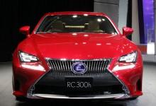 وصول اول لكزس ار سي 2015 الجديدة الى السعودية استعداداً لعرضها رسمياً Lexus RC
