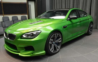 """بالصور"" بي ام دبليو ام سكس 6 جران كوبيه 2015 بلون مميز وفريد BMW M6 Gran Coupe"