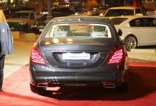 مرسديس بنز تحقق رقم قياسي ببيع 100 ألف سيارة من فئة اس كلاس خلال سنة واحدة!