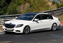 مرسيدس بنز تؤكد اسم موديل مايباخ الذي سيطلق الشهر القادم بنموذج طويل من S-Class