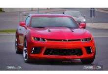 """""""صور"""" تخيلية لسيارة شيفرولية كامارو 2016 بالشكل الجديد كلياً Chevrolet Camaro"""