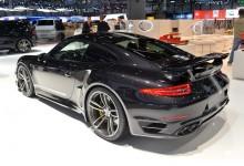 سيارات بورش 911 2015 الجديدة ستحصل على محركات اصغر مع تيربو Porsche 911