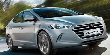 هيونداي النترا 2016 بالشكل الجديد كلياً ستكون بتصميم مختلف وجريء Hyundai Elantra