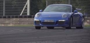 """""""فيديو"""" مقارنة بورش 911 GT3 ضد فيراري سبيشيال ضد مكلارين 650S"""