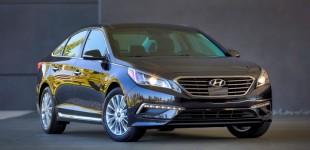معاناة شركة هيونداي مع سيارتها سوناتا 2015 الجديدة لإقناع المشترين في امريكا Hyundai Sonata