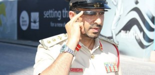 """""""رسمياً"""" شرطة دبي تبدأ بإستخدام نظارة جوجل لرصد السيارات المخالفة في المدينة"""