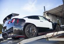 """""""بالصور"""" نيسان تسلم اول سيارة جي تي ار 2015 نيسمو الجديدة GT-R Nismo"""