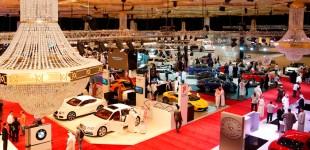 افتتاح معرض اكسس الثامن للسيارات والكشف عن أحدث السيارات الفاخرة EXCS Motor Show