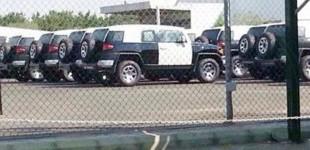 """""""تقرير"""" شاهد الدوريات السعودية الجديدة في الشوارع بالتزامن مع تغيير زي رجال الأمن خلال أيام"""