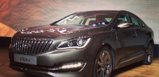 """""""بالصور"""" الكشف عن هيونداي اسلان 2015 الجديدة """"صور ومواصفات وفيديو"""" Hyundai Aslan"""